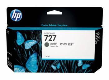 Картридж струйный HP 727 черный матовый (B3P22A)