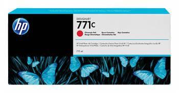 Картридж HP 771C хроматический красный (b6y08a)