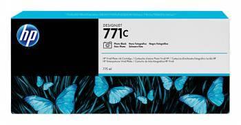 Картридж HP 771C фото черный (B6Y13A)