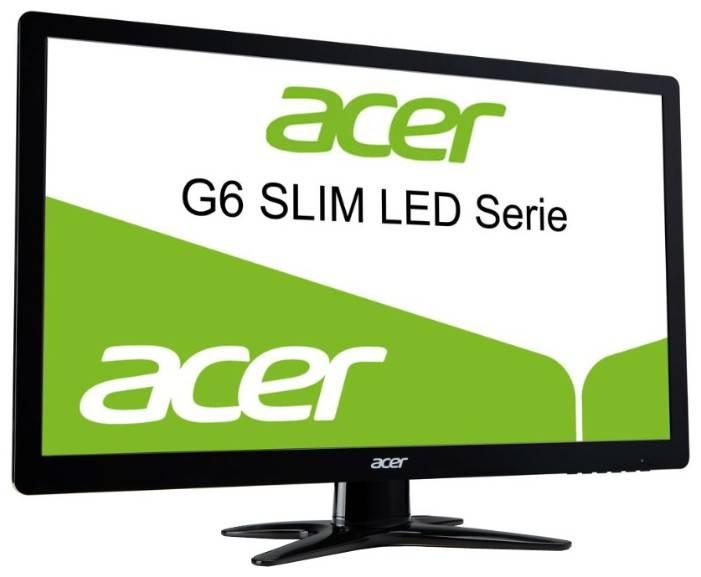 """Монитор 24"""" Acer G246HLBBID черный - фото 1"""