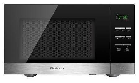 СВЧ-печь Rolsen MG2380SM черный - фото 1