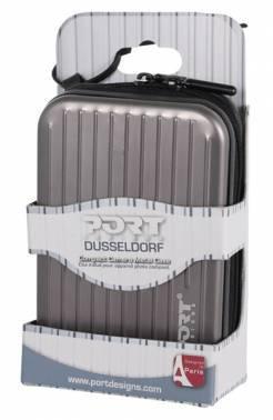 Чехол для фотоаппарата Port Designs Dusseldorf Univ Anthracite