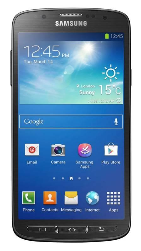 Смартфон Samsung Galaxy S4 Active GT-I9295 16ГБ серый - фото 1