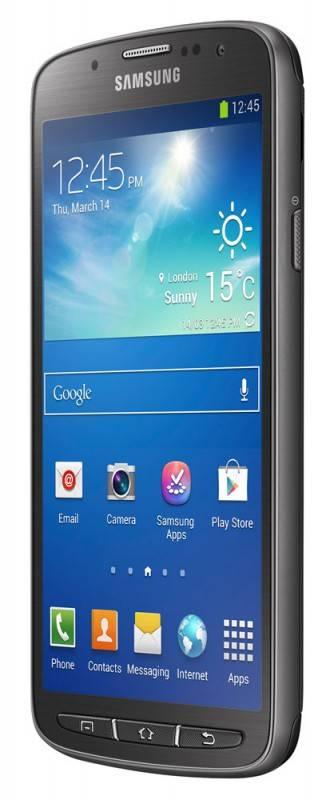 Смартфон Samsung Galaxy S4 Active GT-I9295 16ГБ серый - фото 3