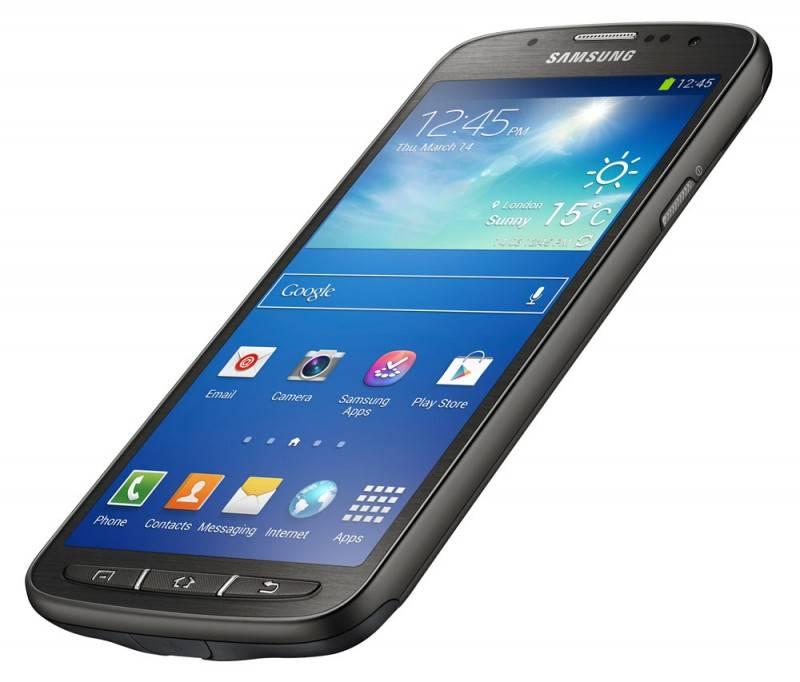 Смартфон Samsung Galaxy S4 Active GT-I9295 16ГБ серый - фото 8