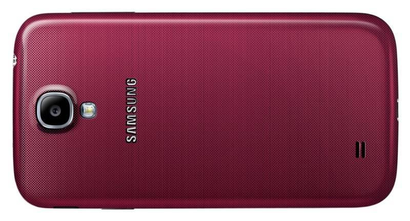 Смартфон Samsung Galaxy S4 GT-I9500 16ГБ красный - фото 6