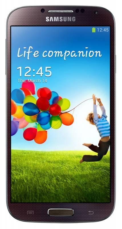 Смартфон Samsung Galaxy S4 GT-I9500 16ГБ коричневый - фото 1