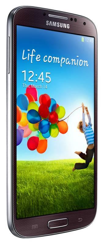 Смартфон Samsung Galaxy S4 GT-I9500 16ГБ коричневый - фото 2