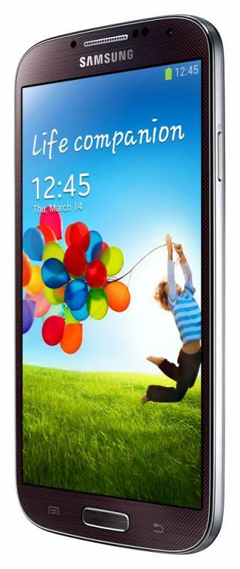 Смартфон Samsung Galaxy S4 GT-I9500 16ГБ коричневый - фото 3