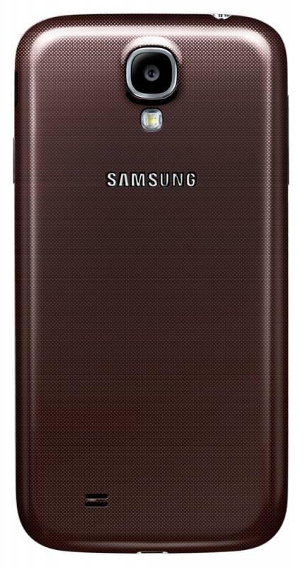 Смартфон Samsung Galaxy S4 GT-I9500 16ГБ коричневый - фото 5