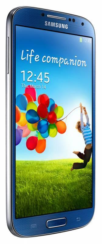 Смартфон Samsung Galaxy S4 GT-I9500 16ГБ синий - фото 2