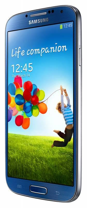 Смартфон Samsung Galaxy S4 GT-I9500 16ГБ синий - фото 3