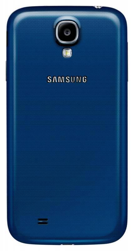 Смартфон Samsung Galaxy S4 GT-I9500 16ГБ синий - фото 5