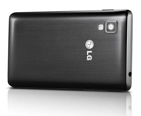 Смартфон LG Optimus L4 II E440 4ГБ черный - фото 5