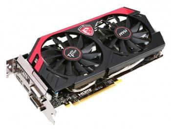 ����������  MSI GeForce GTX760 2Gb, N760 TF 2GD5/OC Twin Frozr