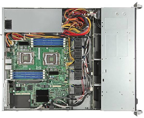 Платформа Intel R1304BB4GS9 - фото 4