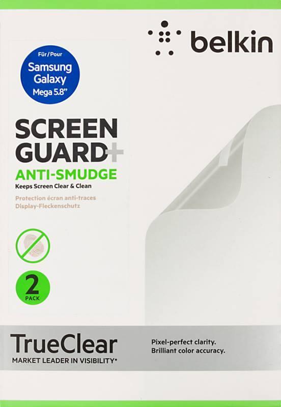 Защитная пленка Belkin F8M658vf2 для Samsung Galaxy Mega 5.8 - фото 1