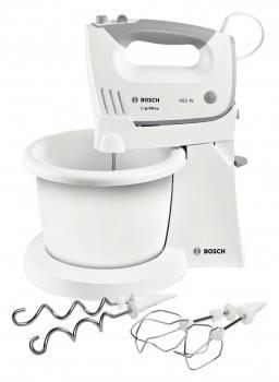 Миксер Bosch MFQ36460 белый/серый