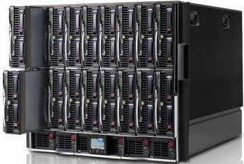 Шасси HPE BladeSystem BLc7000