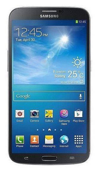 Смартфон Samsung Galaxy Mega 6.3 GT-I9200 8ГБ фиолетовый - фото 1