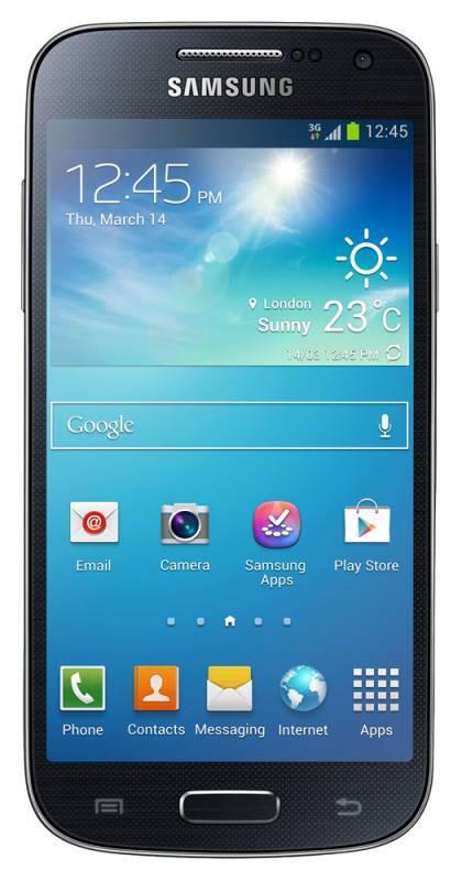 Смартфон Samsung Galaxy S4 mini GT-I9190 8ГБ черный - фото 1