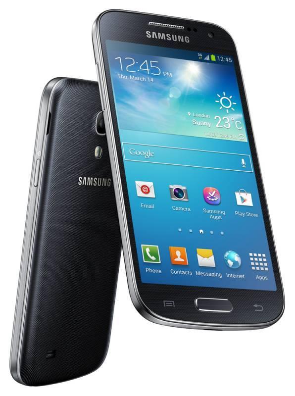 Смартфон Samsung Galaxy S4 mini GT-I9190 8ГБ черный - фото 4
