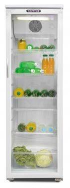 Холодильная витрина Саратов 504 (КШ-225) белый