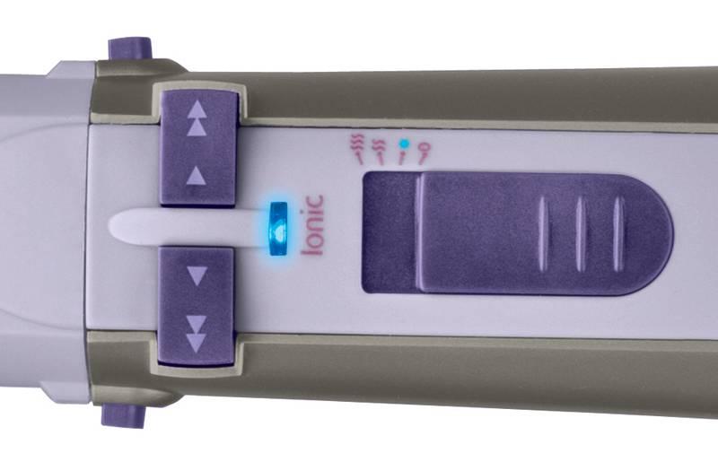 Фен-щетка Scarlett IS-533 фиолетовый - фото 3