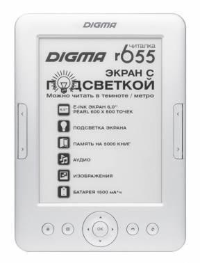 ����������� ����� 6 Digma R655