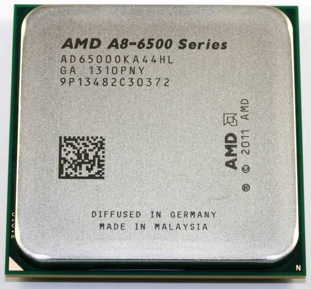 Процессор Socket-FM2 AMD A8 6500 Box - фото 1