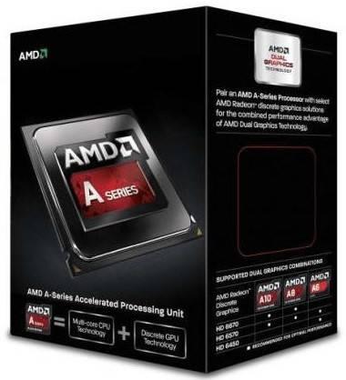 Процессор Socket-FM2 AMD A8 6500 Box - фото 3
