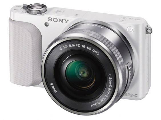 Фотоаппарат Sony Alpha NEX-3NL kit белый - фото 2