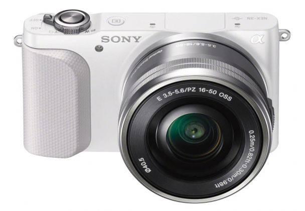 Фотоаппарат Sony Alpha NEX-3NL kit белый - фото 3