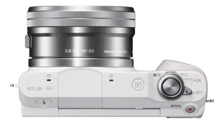 Фотоаппарат Sony Alpha NEX-3NL kit белый - фото 4