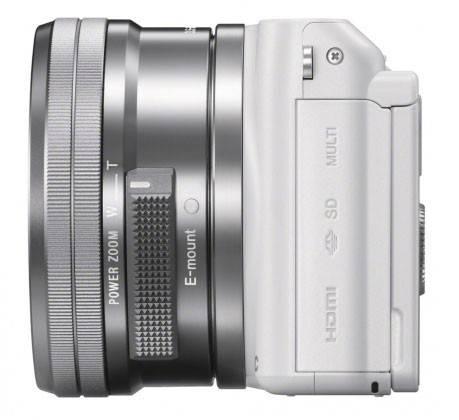 Фотоаппарат Sony Alpha NEX-3NL kit белый - фото 6