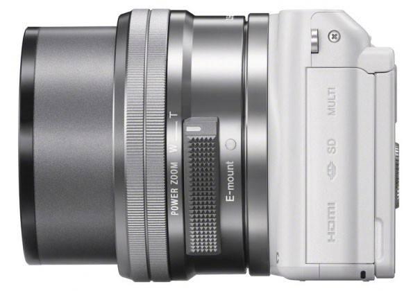 Фотоаппарат Sony Alpha NEX-3NL kit белый - фото 7