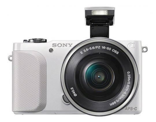 Фотоаппарат Sony Alpha NEX-3NL kit белый - фото 9