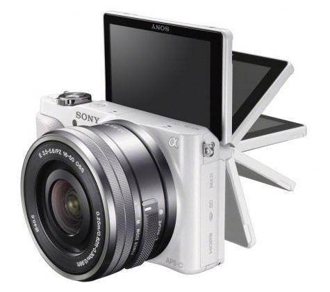 Фотоаппарат Sony Alpha NEX-3NL kit белый - фото 11