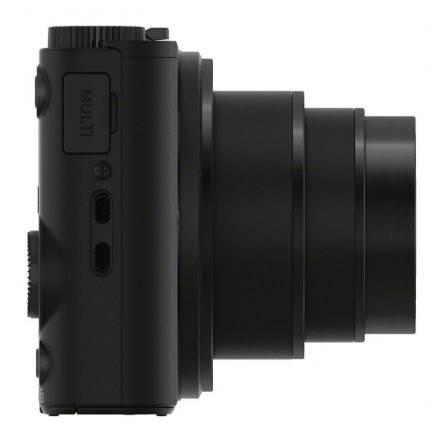 Фотоаппарат Sony Cyber-shot DSC-WX300 черный - фото 6