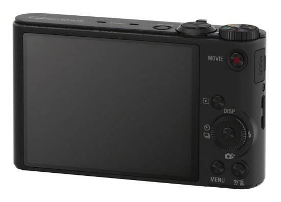 Фотоаппарат Sony Cyber-shot DSC-WX300 черный - фото 9