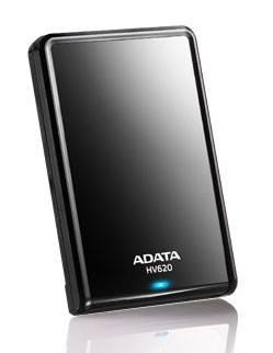 Внешний жесткий диск 1Tb A-Data HV620 DashDrive черный USB 3.0