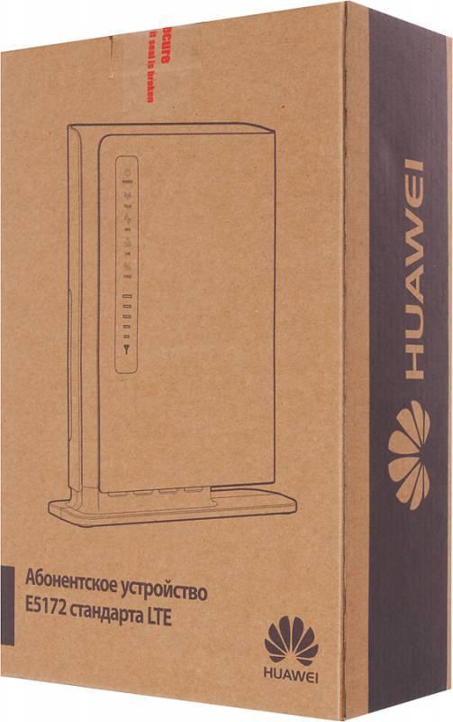 Интернет-центр Huawei E5172As-22 черный (51070EYF) - фото 10