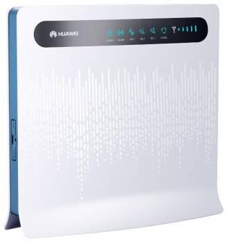 Интернет-центр Huawei B593u-12 unlock белый (51070EWJ)