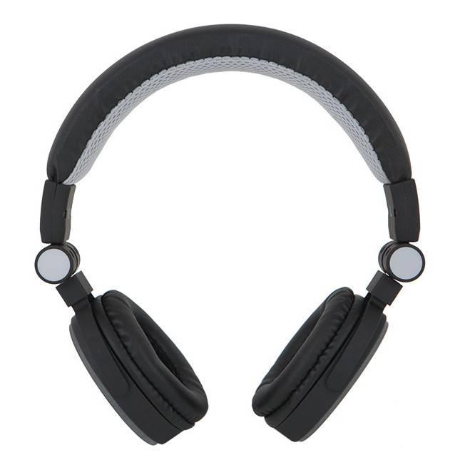 Наушники с микрофоном Mediana HP-i3 черный - фото 1