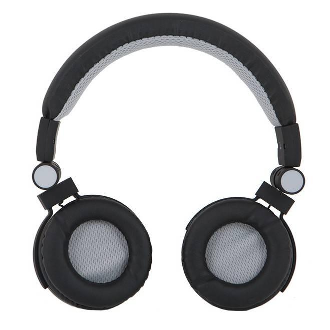 Наушники с микрофоном Mediana HP-i3 черный - фото 2