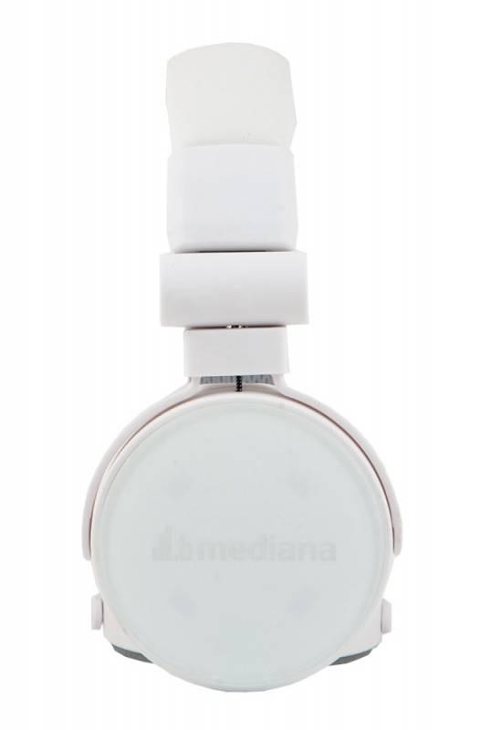 Наушники с микрофоном Mediana HP-i3 белый - фото 4