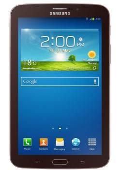 Планшет 7 Samsung Galaxy Tab 3 SM-T210 8ГБ коричневый (SM-T2100GNASER)