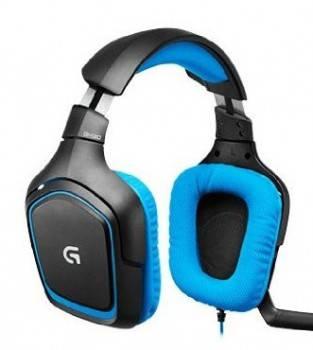 �������� � ���������� Logitech G430 ������ / �������