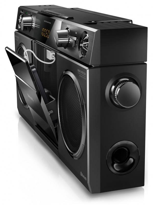Магнитола Philips OST690/10 черный - фото 3