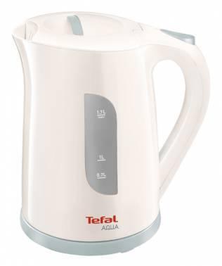 Чайник электрический Tefal KO270130 белый/серый (7211001078)